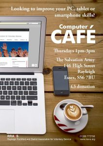 Computer Café 2018 –  Thursdays