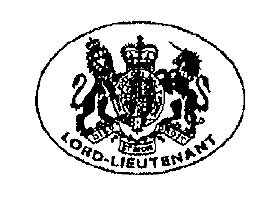 Lord Lieutenant coat of arms image