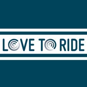 Love to ride logo image