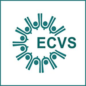 ECVS logo image